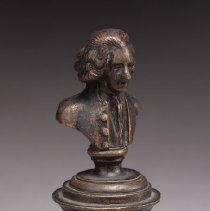 Image of Miniature Bust of Georges Cuvier