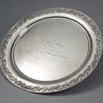 Image of 2009.103 - Tray, Ceremonial