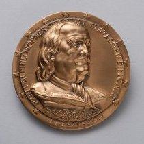 Image of 2009.75 - Medallion