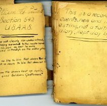 Image of Diary