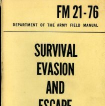 Image of Survival Evation and Escape