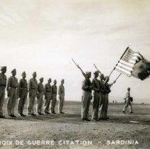 Image of Croix De Guerre Citation - 2012.22.12