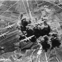 Image of Bombing, Italy