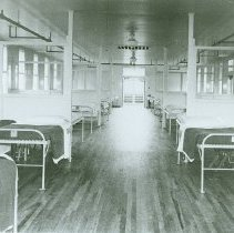 Image of Typical ward at Crile General Hospital, June 20, 1944 - 2012.23.19