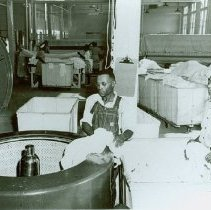 Image of Laundry facility at Crile General Hospital - 2012.23.33
