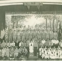 Image of VFW Post and Aux 1572, April 1944