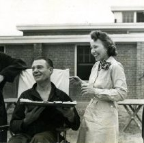 Image of Dorothy Royer and Patients