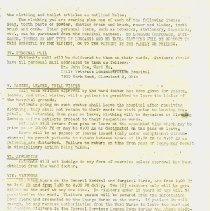 Image of Instructions to Patients Page 1, Side 2
