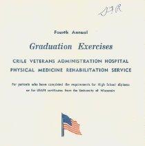 Image of Graduation Exercises Program