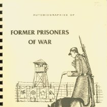 Image of Autobiographies of Former Prisoners of War - 2012.40.44