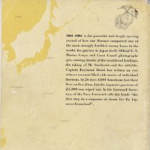 """Image of Back cover of """"Iwo Jima: Springboard to Final Victory"""""""