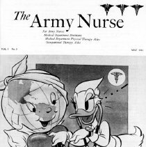 Image of Army Nurse, May 1944