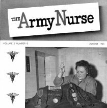 Image of Army Nurse, August 1945