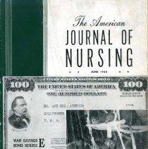 Image of American Journal of Nursing, June 1944