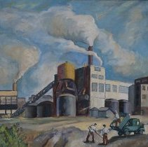 Image of Richebourg Gaillard Jr., Paper Mill, 1941.1.3
