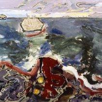 Image of John Marin, Seascape, 1948.1.26