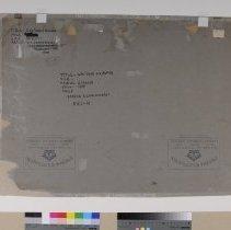 Image of Edmund Lewandowski, Industrial Plant, 1982.1.1 (Verso)