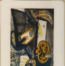 Image of Kenneth Kilstrom, Percussion Head, 1985.1.01