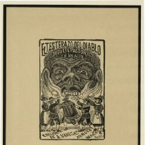 Image of Posada, Jose Guadalupe - Mexican