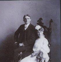 Image of Ernest & Gertrude Anderson