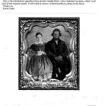 Image of Elizabeth and Joseph Davis