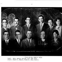Image of Frank DeMello Family