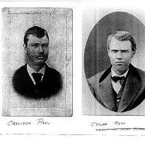 Image of John  and Edgar Rayn