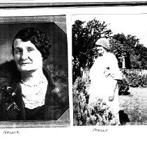 Image of Nellie and Molly