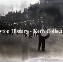 Image of K.1.7.006 - Glass-Plate Negative - 93 O.V. I. - Dayton, OH. 1899