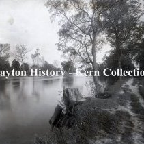 Image of Stillwater River -  Dayton, OH - 1895