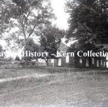 Image of K.5.9.106 - Glass - Plate negative - Brandywine - Birmingham meeting house - August 1904