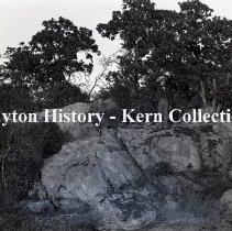 Image of Kennesaw - Self on rocks (27)