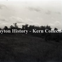 Image of K.5.9.856 - Glass - Plate negative - Richmond, VA - Crew Farm - part of southern battery positions. McClellan Campaign. Aug. 1898
