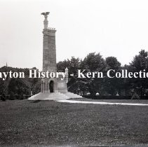 Image of Knoxville, TN - Union Tennessee Soldier's Monument