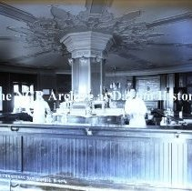 Image of Chateau Frontenac Bar  Quebec, Canada