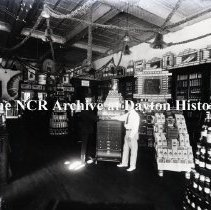 Image of NCR.1998.0758.061 - Glass Plate Negative - Grocery - Georgia Grocery Co. - Columbus, GA  - November 17, 1913