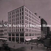 Image of NCR.1998.0773.031 - Glass Plate Negative -- Palace Bldg,  Exterior - 3575