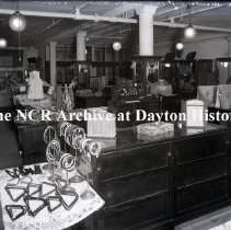 Image of NCR.1998.0775.009 - Glass Plate Negative - Department Store - Bon Marche, Seattle, WA     April 18, 1918