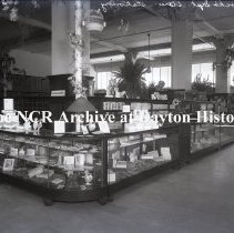 Image of NCR.1998.0775.016 - Glass Plate Negative - Department Store - Bullock's, Los Angeles, CA   Stationery  March 29, 1920