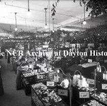Image of NCR.1998.0775.027 - Glass Plate Negative - Department Store - Bailey's - Cleveland, OH
