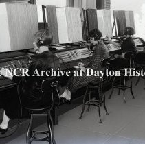 Image of L. S. Ayres Dept. Store, Indianapolis, In.- Switchboard