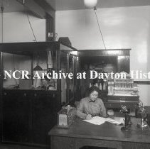 Image of NCR.1998.0775.067 - Glass Plate Negative - Dairy - Damascus Creamery, Portland, OR