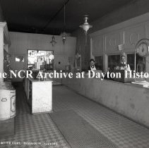 Image of NCR.1998.0775.069 - Glass Plate Negative - Dairy - Callahan's Butter Store, Braddock, PA 46 1/4 + 38 1/4