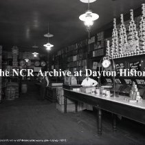 Image of NCR.1998.0775.071 - Glass Plate Negative - Dairy - John Bredin Butter Dept., 615 W. 63rd, Phone Wentworth 604  103-2