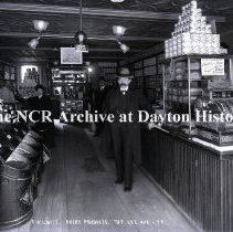 Image of NCR.1998.0775.073 - Glass Plate Negative - Dairy - F. W. L. Witt Dairy Products, 707 Lexington Ave. - 79