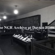 Image of Department Store - The Columbus Dry Goods, Co. Columbus Ohio, Shoes