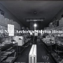 Image of NCR.1998.0777.011 - Glass Plate Negative - Department Store - Griffith's Racket, Greensburg, PA  92