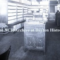 Image of NCR.1998.0777.023 - Glass Plate Negative -- Department. Store - Fair Dept. Store, Little Rock, AR  July 16, 1920