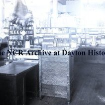 Image of NCR.1998.0777.024 - Glass Plate Negative -- Department Store - Fair Dept. Store, Little Rock, AR  July 16, 1920