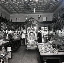 Image of NCR.1998.0788.071 - Glass Plate Negative -- Drug Store -- Best Drug Co., Kingston, ON, Canada  42 3/4. Dist. #11